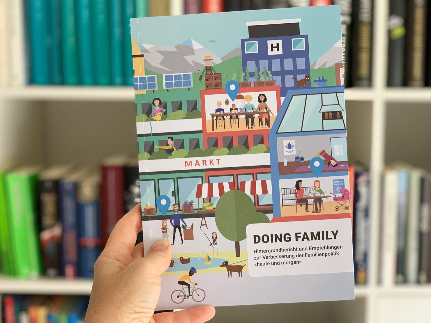 Doing Family & New Work - Familienkonzepte und ihre Wirkung auf Arbeitsmodelle