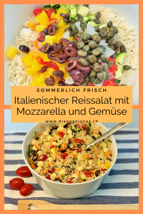 Reissalate sind einfach und schnell gemacht. MIt saisonalem Gemüse sind sie zudem gesund und schmackhaft - gerade für Grillabende und sommerliche Buffets.