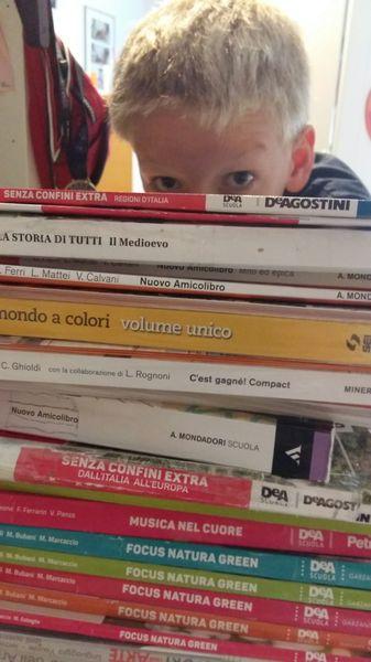 Back to school: Sollen wir die Schulbücher kaufen oder nicht?