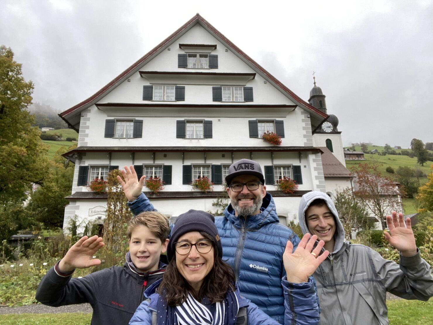 Ehemaliges Kloster Alt St. Johann: Abenteuerlich und entschleunigend zugleich - eine Auszeit im Toggenburg