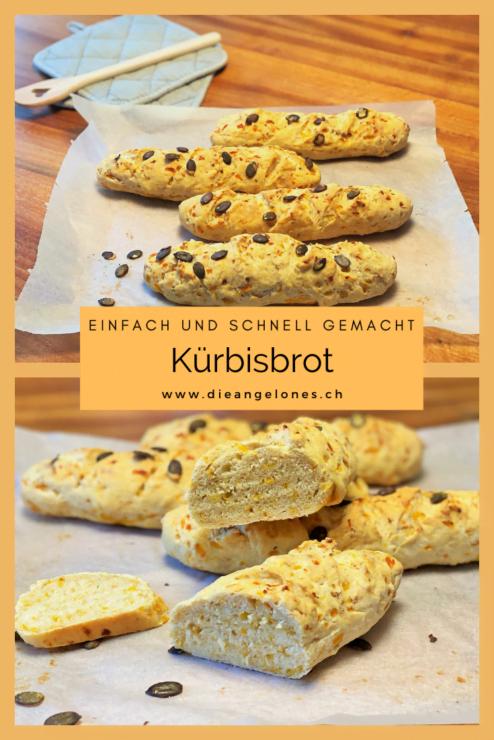 Kürbis-Brot ist eine saisonale Köstlichkeit, die einfach und schnell gebacken ist und garantiert auch Kürbis-Skeptikern schmeckt.
