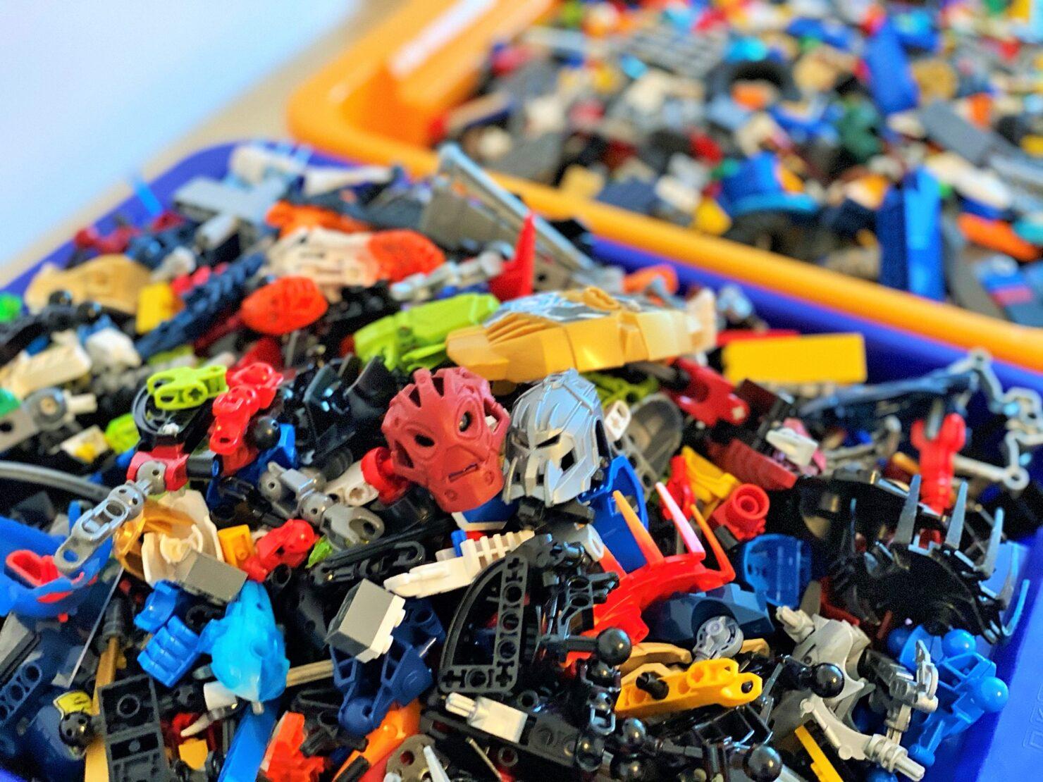 Pubertät - das Ende der Lego-Ära