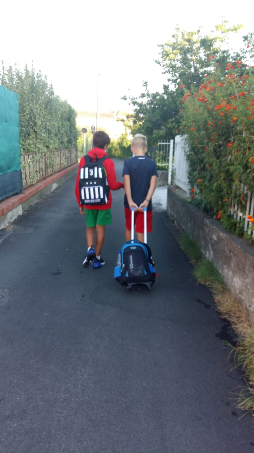 Die Schule führt in Italien zu noch mehr Mental Load