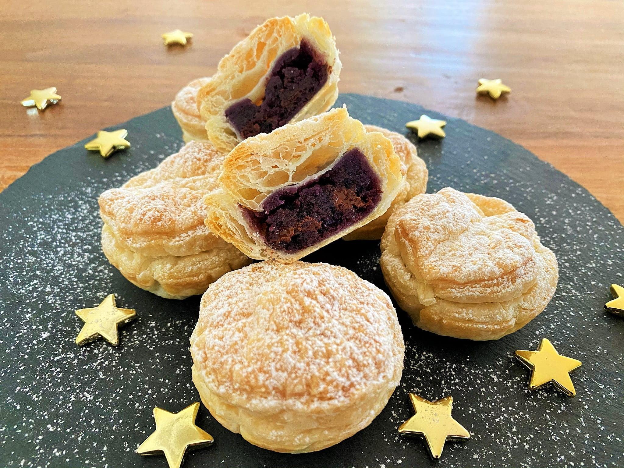 Bocconotti italiani Advent Weihnachten Rezept