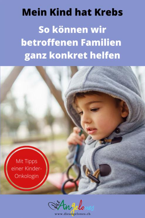 In der Schweiz erkranken jährlich rund 300 Kinder und Jugendliche an Kinderkrebs. Mehr als die Hälfte davon sind Säuglinge und Kinder unter vier Jahren. Die Diagnose Krebs ist ein grosser Schock für die ganze Familie. Kinderkrebs Schweiz setzt sich dafür ein, die Situation von Betroffenen zu verbessern. Wie das ganz konkret gelingen kann, erklärt uns eine Kinderonkologin im Interview.