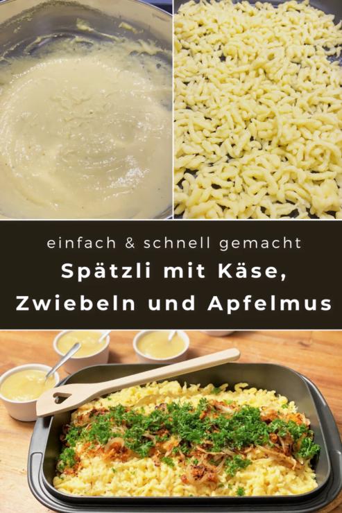 Knöpfli oder Spätzli sind eine feine Alternative zu Pasta. Sie sind - gewusst wie - einfach und schnell gemacht. Ob als Hauptmahlzeit oder als Beilage sind sie in der Familienküche sehr beliebt.