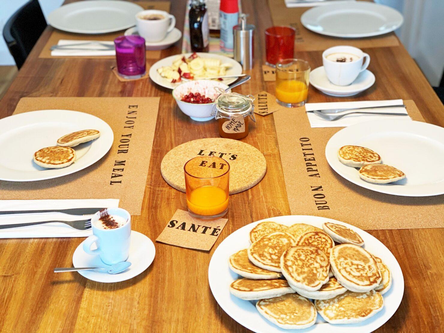 Tischsets & Untersetzer aus Kork