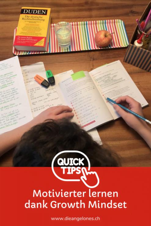 Was bedeutet «Growth Mindset» oder «Wachstumsdenken»? Wie können Eltern diese Einstellung bei Kindern und Jugendlichen fördern und sie damit einfacher und wirkungsvoller fürs Lernen motivieren - nicht nur für die Schule, sondern ganz allgemein fürs Leben? Wir haben im Rahmen unserer Podcast-Serie «Familie von A bis Z» mit Lehrerin und Familien- und Lernberaterin Branka Rezan über Growth Mindset bei Kindern und Jugendlichen gesprochen und spannende Antworten zu unseren Fragen sowie praktische Ansätze für den Familienalltag erhalten.