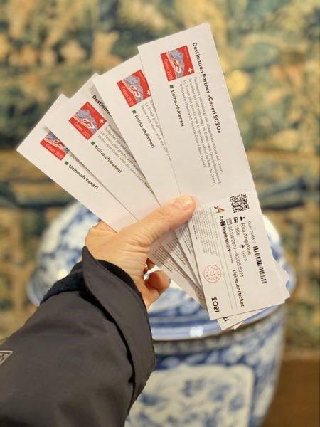 Familienwochenende im Tessin - Ticino Tickets