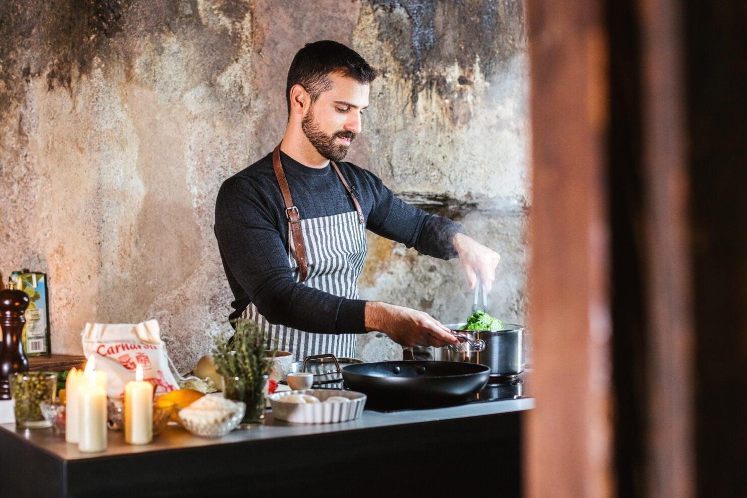 Laz uns kochen - Mediterran kochen für Familie und Freunde