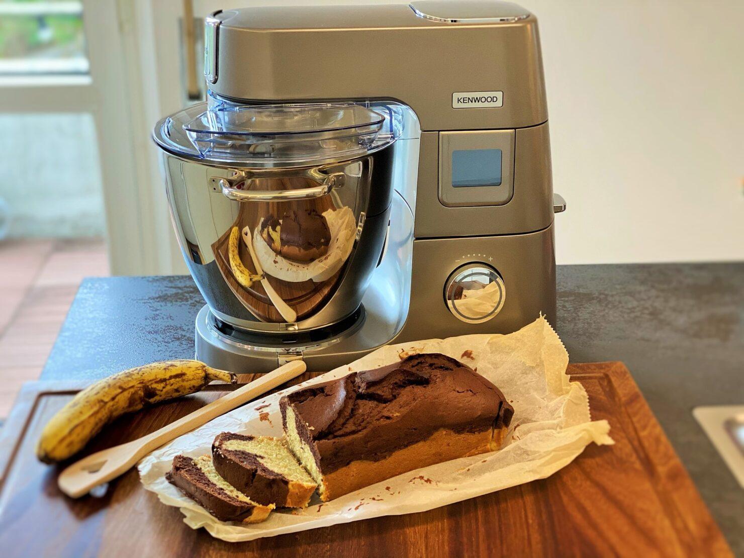 Saftiger Marmorcake backen