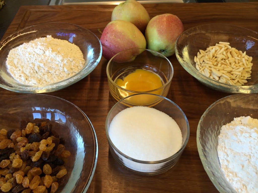 Apfelbrot - gesund und gut