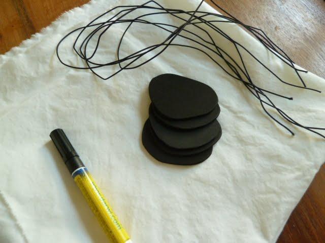 vorbereitungen f r die piratenparty die angelones der. Black Bedroom Furniture Sets. Home Design Ideas