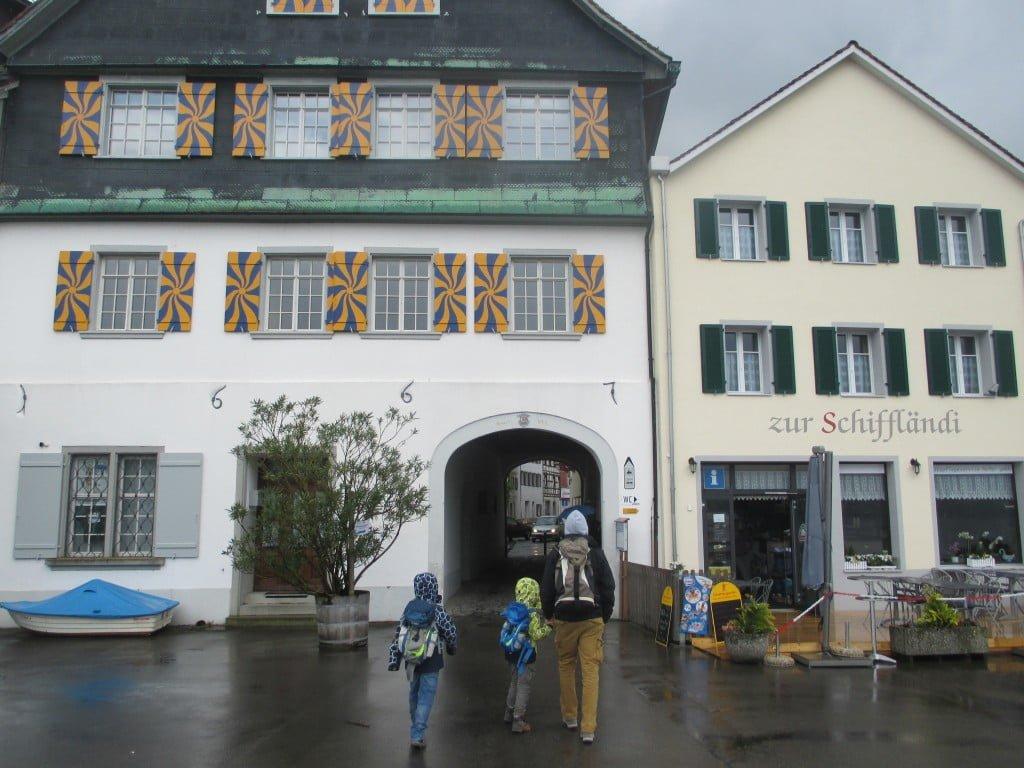Ferienprogramm: Mit Tram, Zug, Schiff und Bus zum Rheinfall und nach Schaffhausen