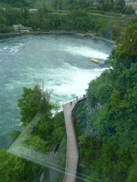 Ferienprogramm: Mit Tram, Zug, Schiff und Bus zum Rheinfall