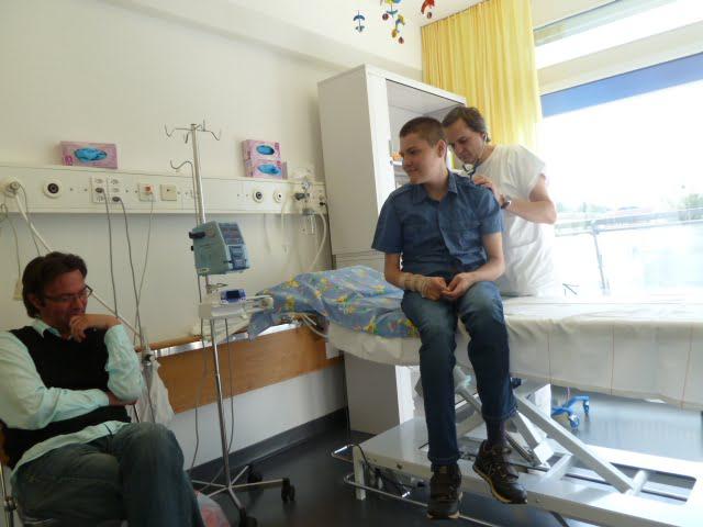 Nierentransplantation. Leben mit einer Spenderniere