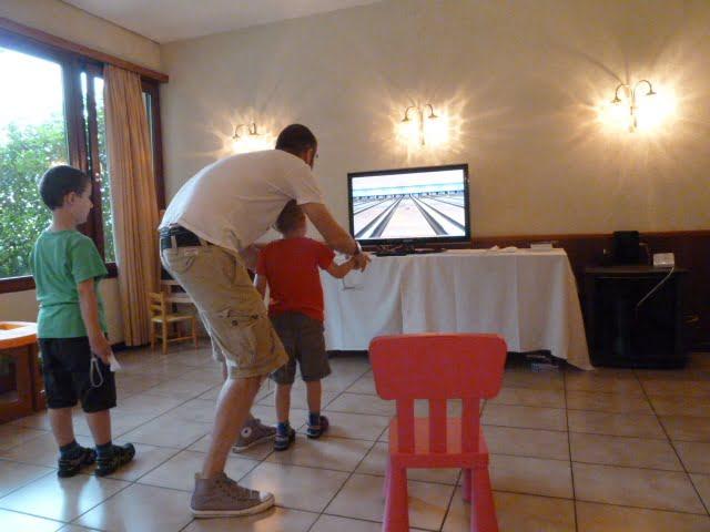 Familienferien in Lugano im Tessin