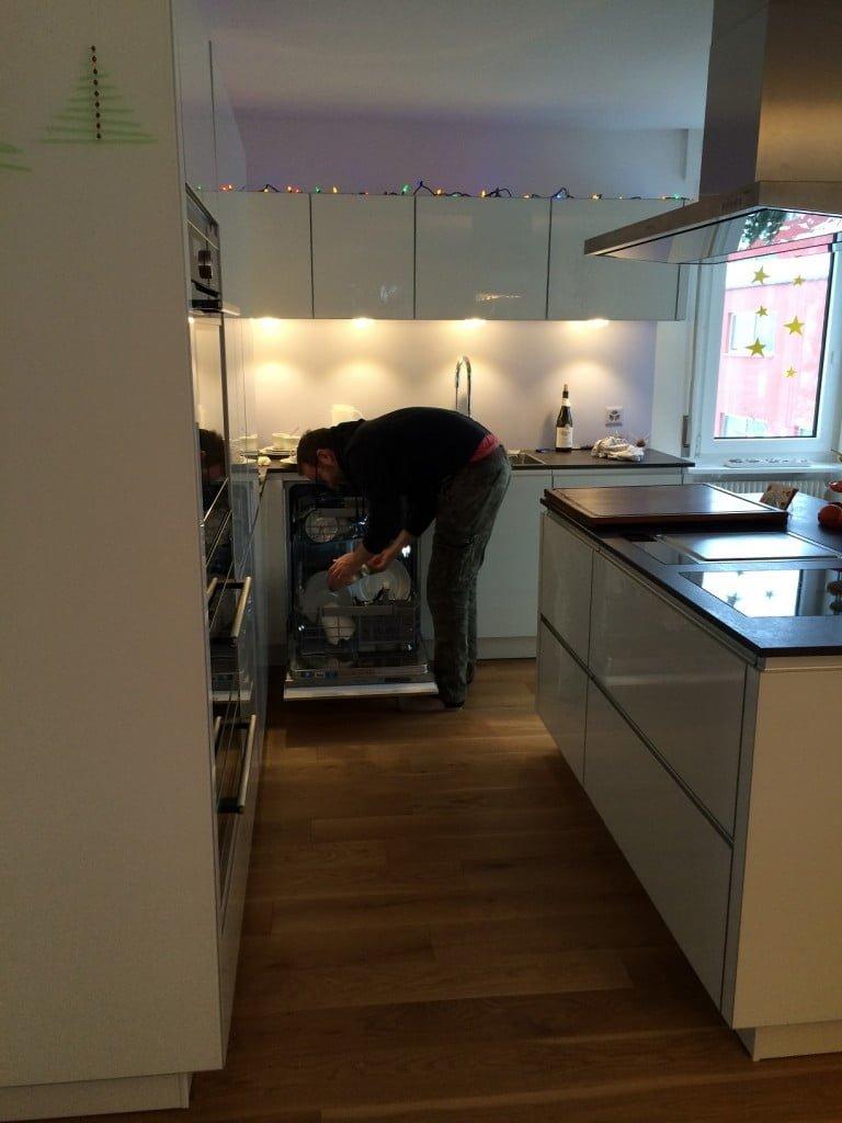 Geschirrspülmaschine richtig beladen