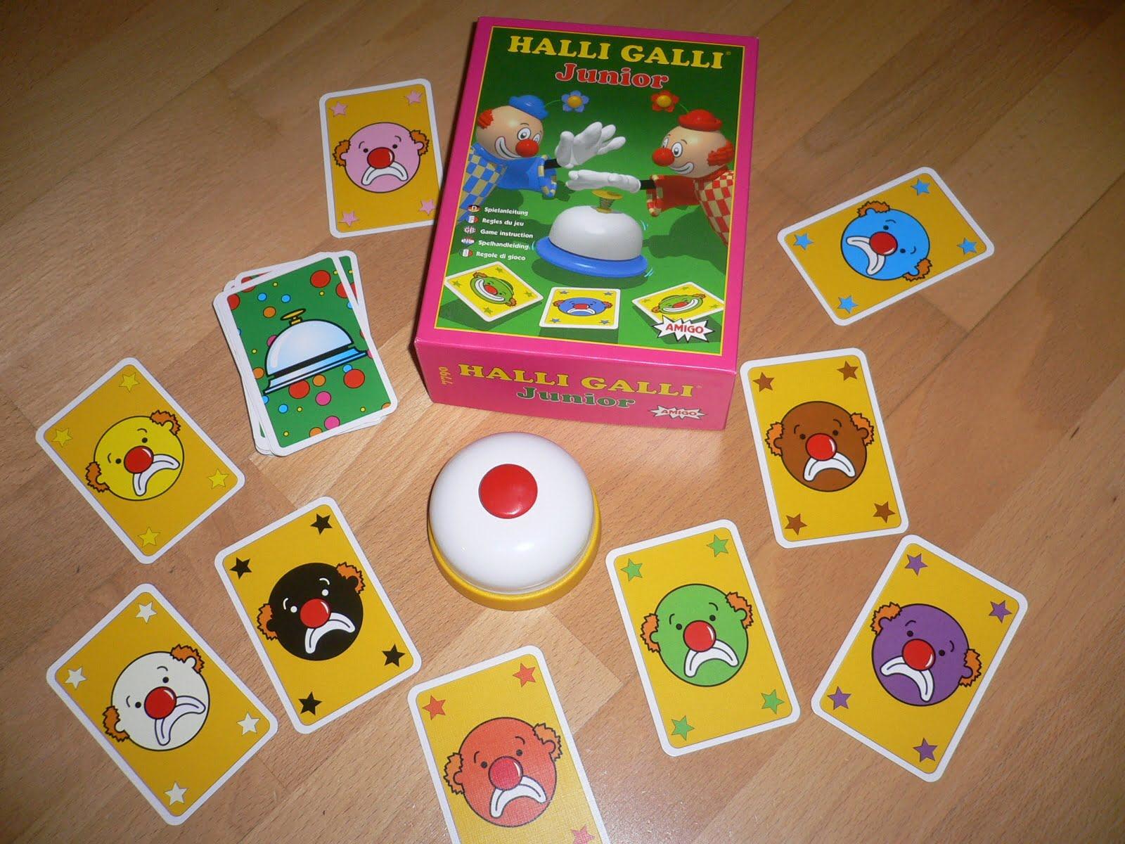 Wie Spielt Man Halli Galli