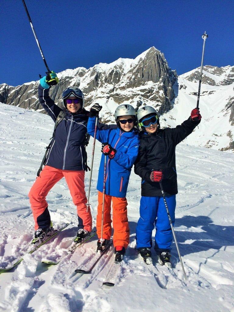 Skifahren mit Kindern - die besten Tipps