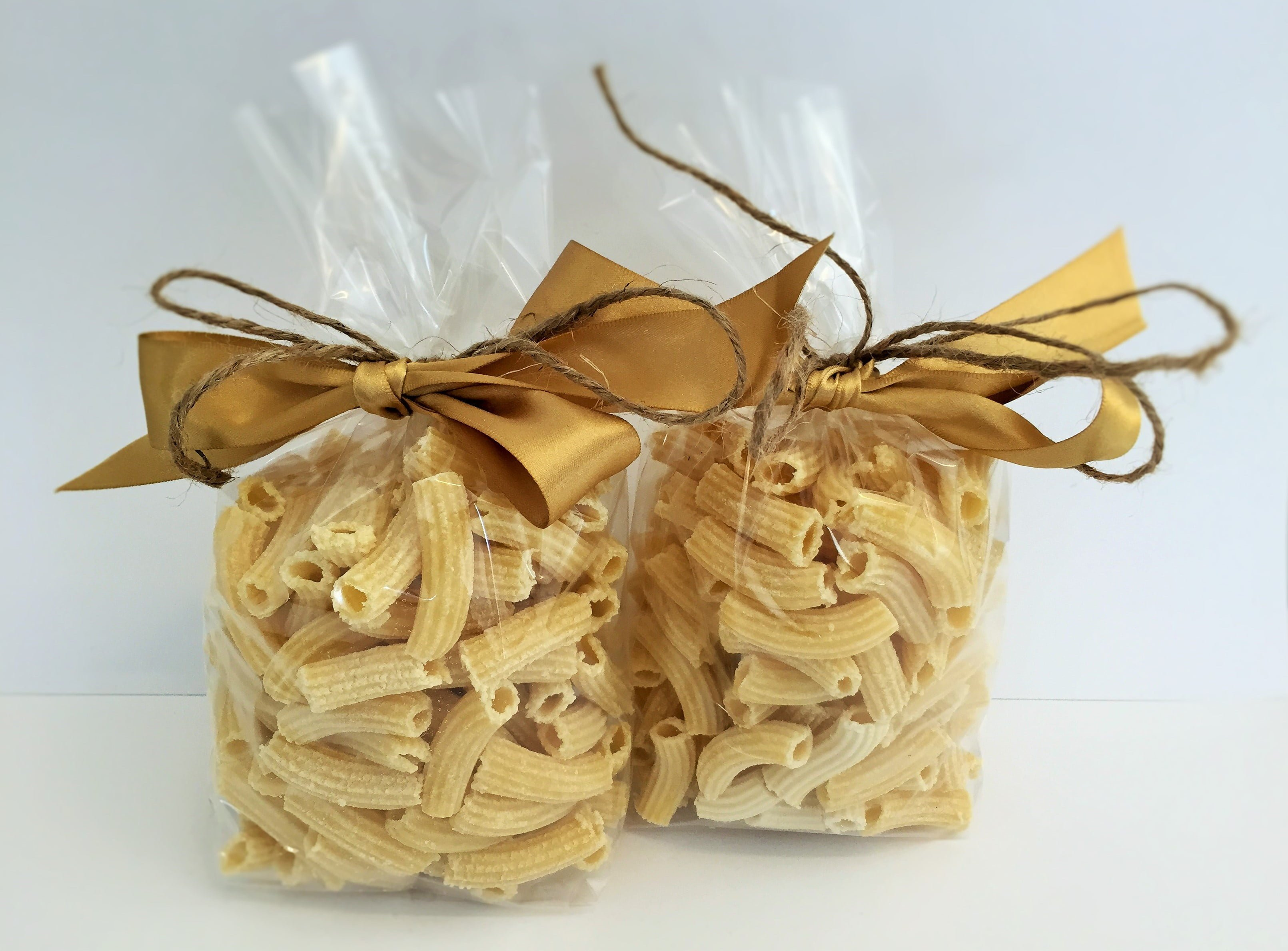 Geschenke aus der Küche: Selbstgemachte Pasta hübsch verpackt ...