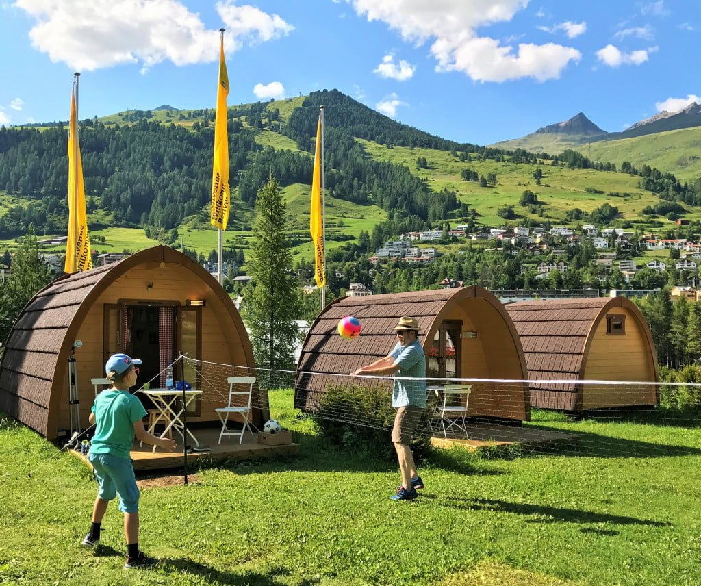 TCS Camping Glamping Scuol