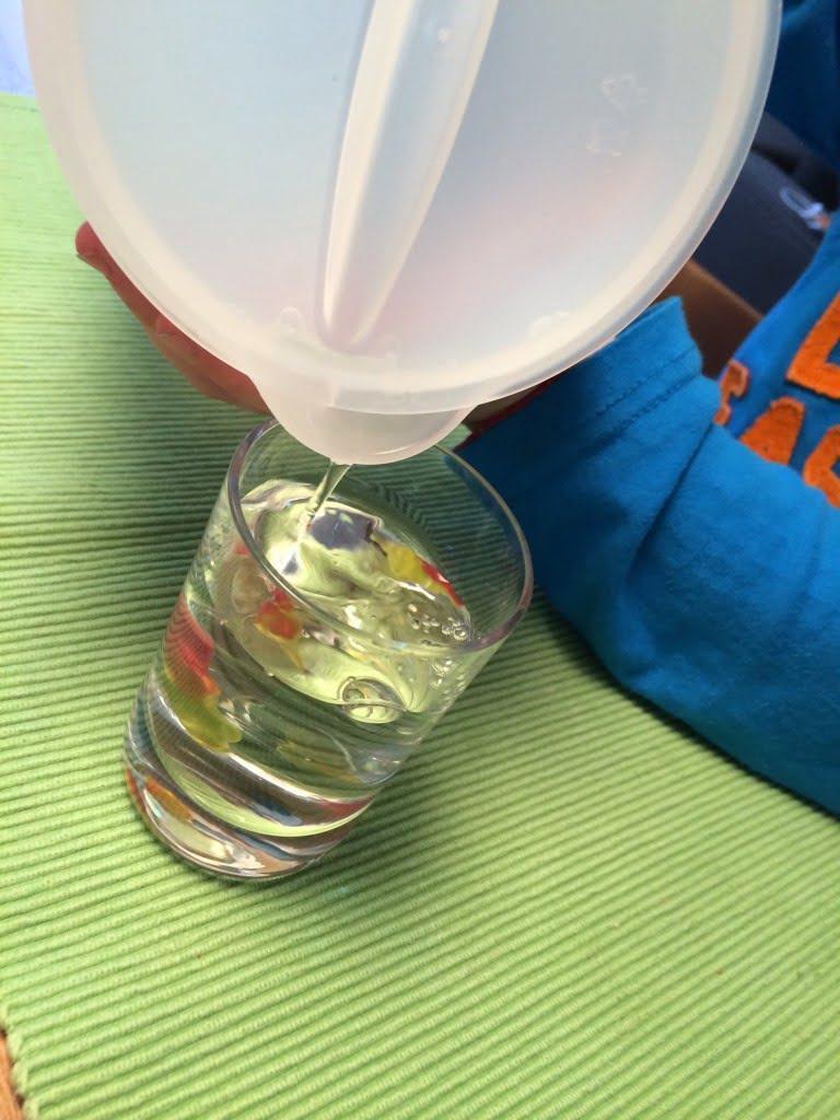 Chemie mit Globi