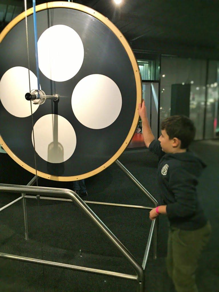 Ferien in der Schweiz: Auf Entdeckungsreise durch das Technorama
