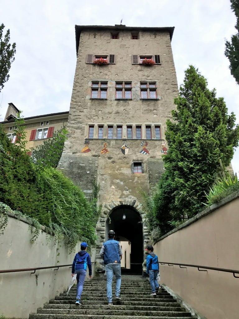 Sommerferien mit der Familie Graubünden Chur