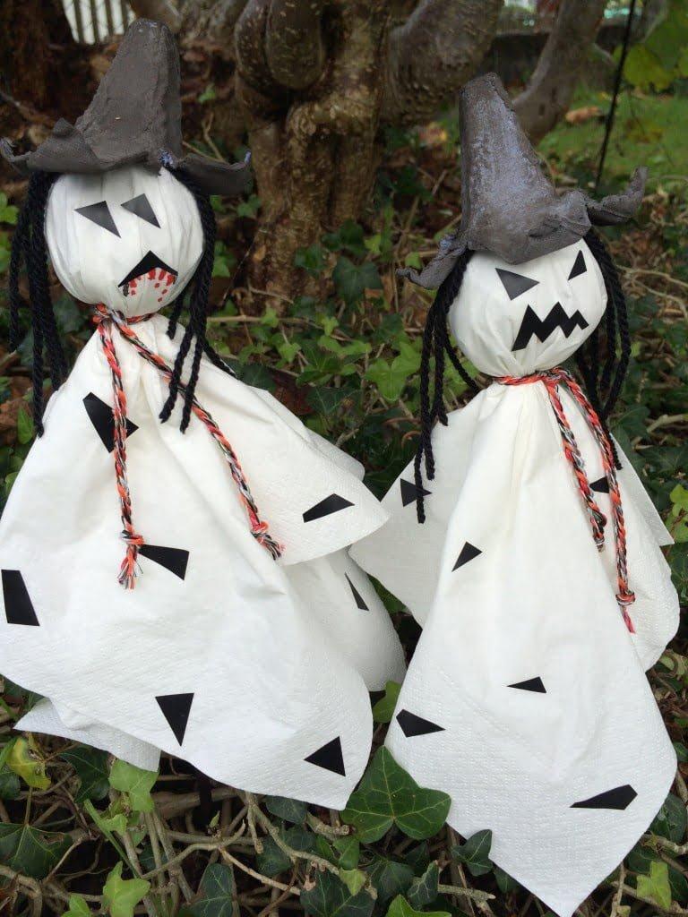 Alle Jahre wieder: Halloween steht vor der Tür!