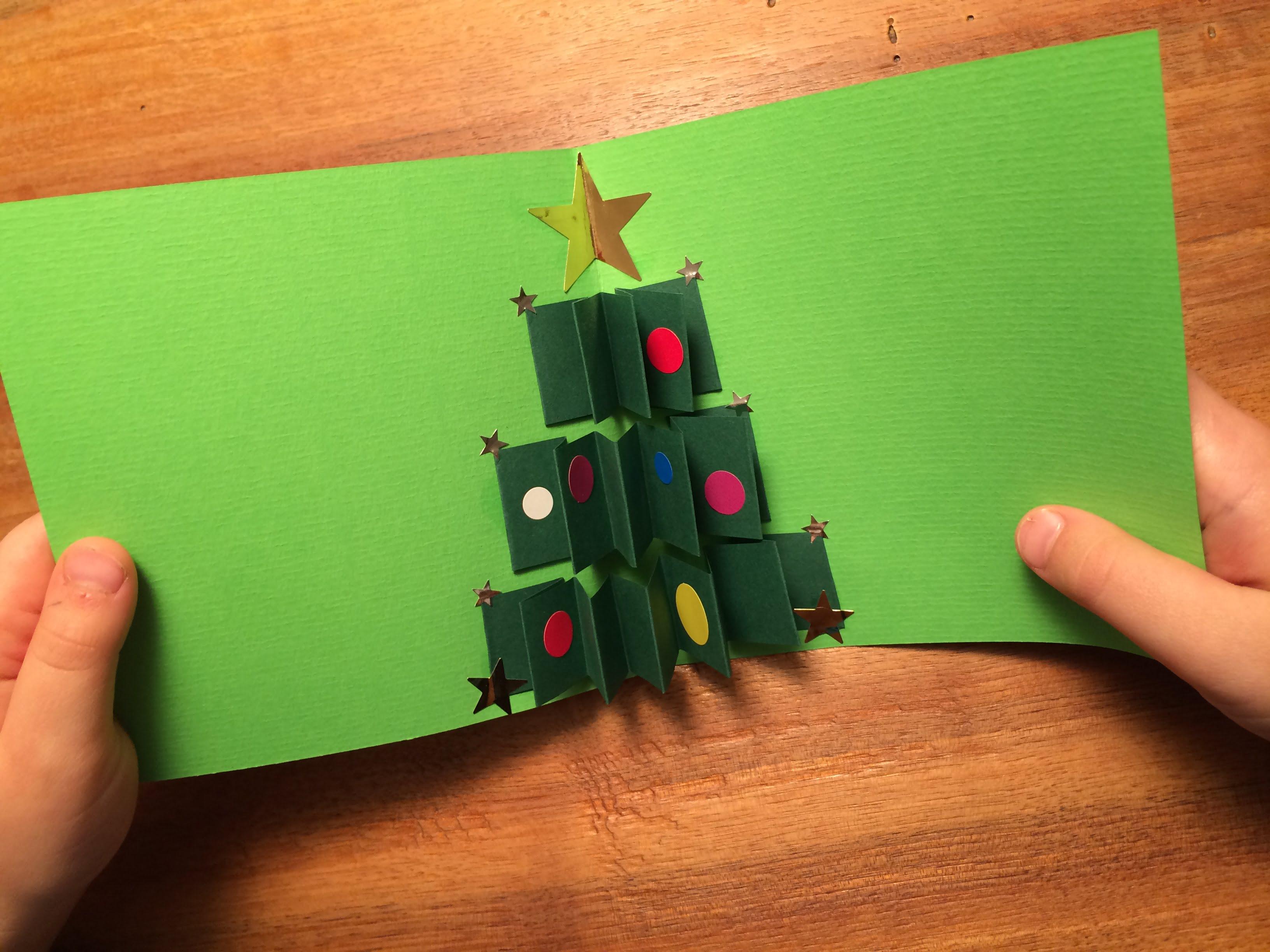 schreibt mal wieder weihnachtskarten selbst gemacht die. Black Bedroom Furniture Sets. Home Design Ideas