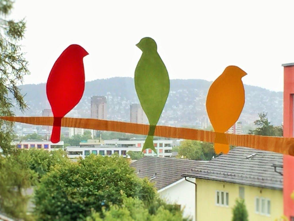 Herbstzeit: Wenn die Zugvögel nach Süden fliegen
