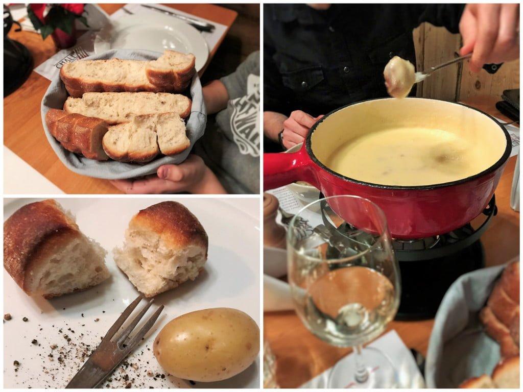 Fondue-Brot einfach selber backern