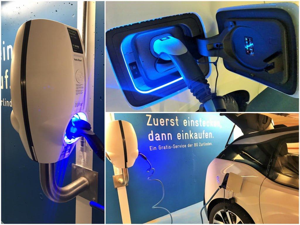 BMWi3 nachhaltig fahren