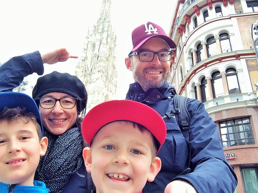 Family-City-Trip nach Wien: Eine Reise durch die Geschichte