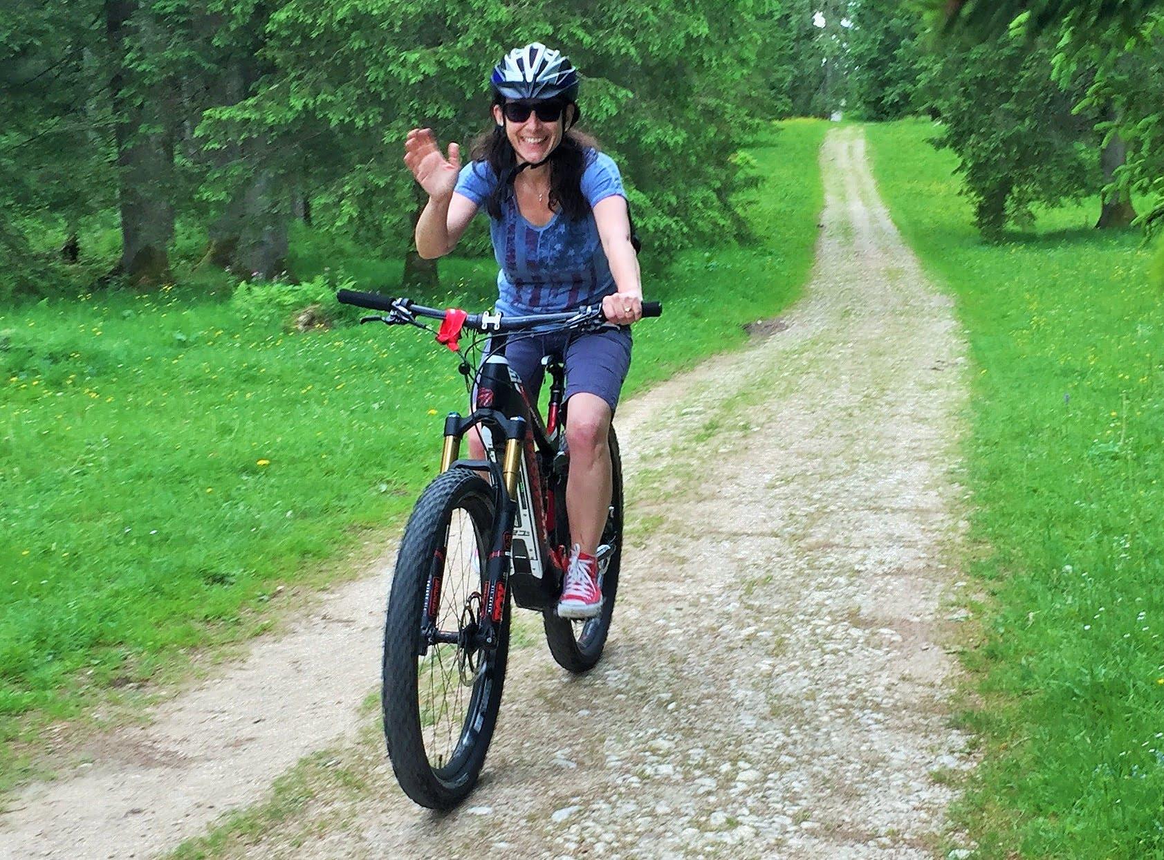 Bike Ferien Reka Feriendorf Jura