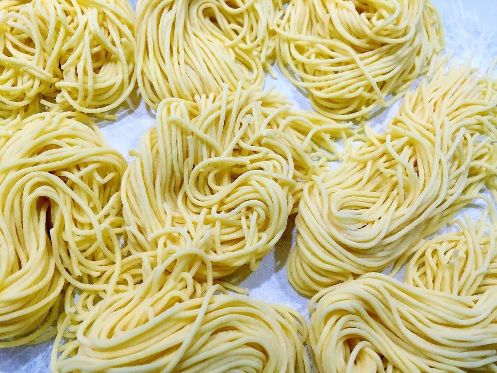 Pasta handgemacht