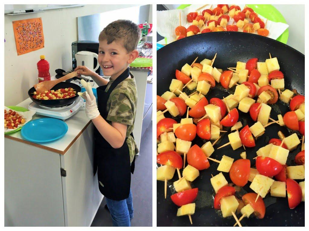 Gemeinsames Kochen in der Familie: Eine Investition in die Zukunft