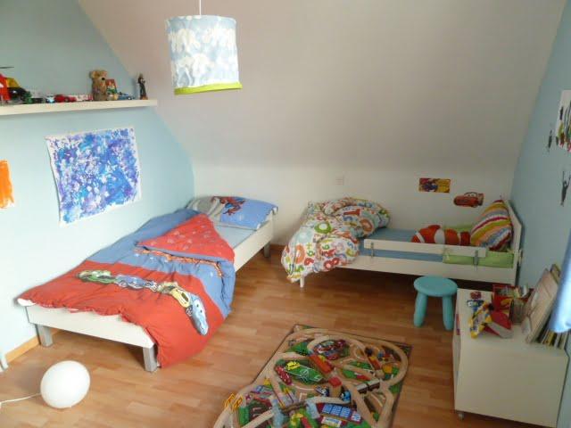 Kinderzimmer im Wandel der Zeit