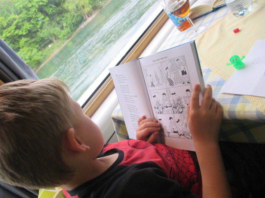Lesen mit Kindern: Die Welt der Bücher entdecken