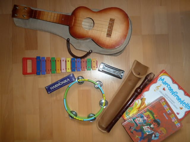 Kinder und Musik: Welches Instrument eignet sich für den Einstieg?