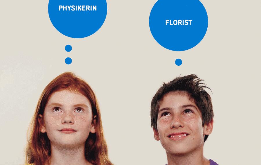 Nationaler Zukunftstag Kinder entdecken die Berufswelt