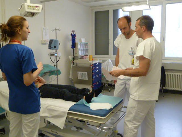 Kinderspital Zürich: In der Notaufnahme steht die Zeit still