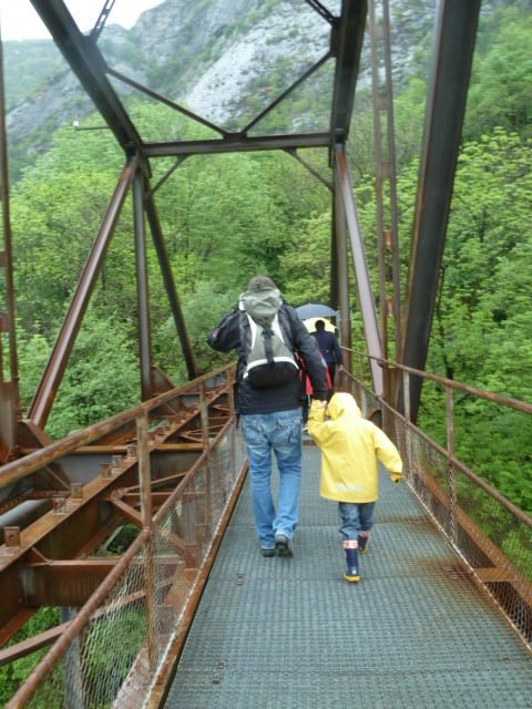 Unsere Ferien im Tessin: Dauerregen? Wasserfallsafari!
