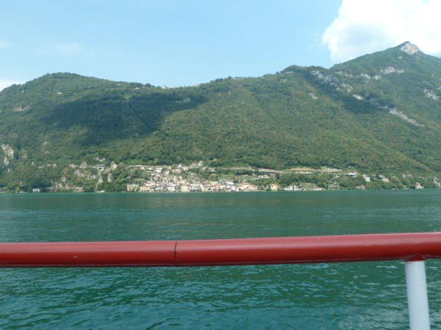 Schiff ahoi: von Lugano nach Gandria