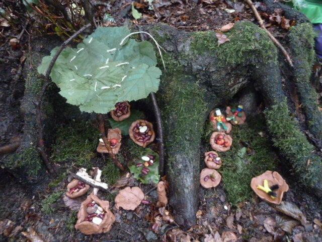 Kindergarten: Der Waldtag