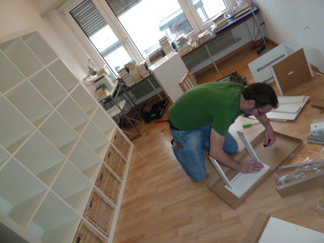 Projekt: Pimp Up The Kinderzimmer - umbauen, neu gestalten, neu einrichten