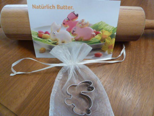 Oster-Rezept: Butter-Oster-Häschen selber backen