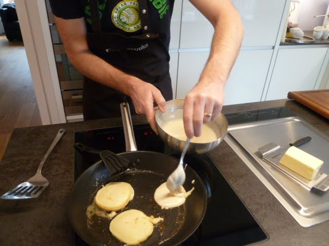 American Pancakes: Der besondere Sonntagsbrunch