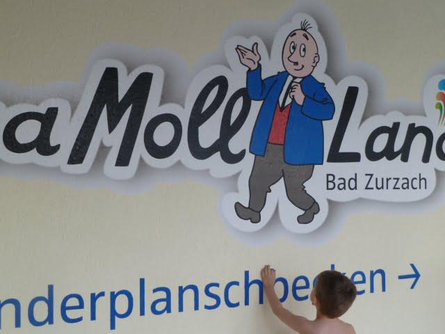 Bad Zurzach: Auf den Spuren von Papa Moll